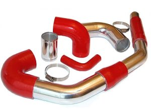 aluminium pipes and silicone hoses