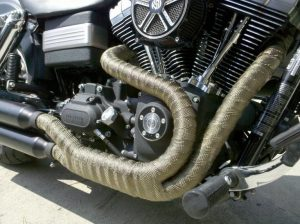 Viper Exhaust wraps