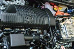 Hybrid Car Engine