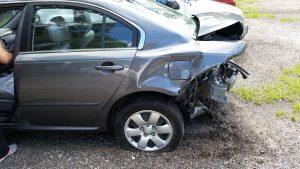 car written off