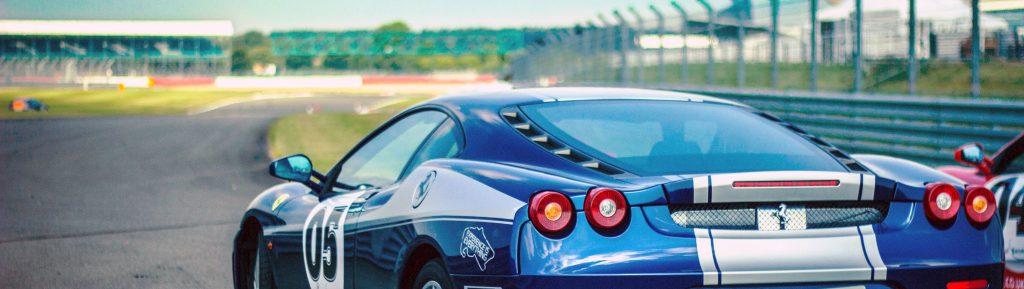 Car Racing at Silverstone