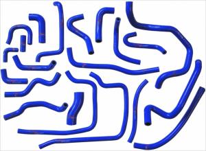 Subaru Impreza Silicone hose kit