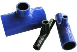 T Piece silicone hoses