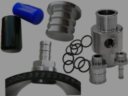 Hose Plugs, Caps, Weld-On Bosses & Acccessories