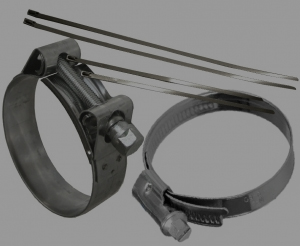 Clamps and Ties
