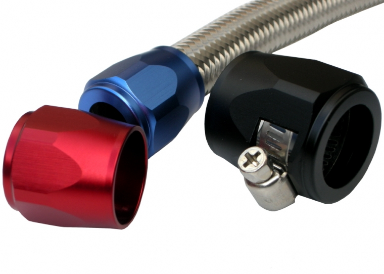 Hex Hose Ends Hose Cover Finishers From Viper Performance