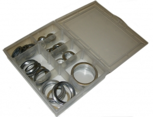 Aluminium Crush Washers