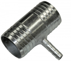 Barbed Hose Connectors<br>Tees