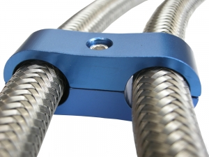 Line Separators<br>for braided hoses