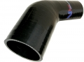 45° Elbow REDUCER<br>silicone hose